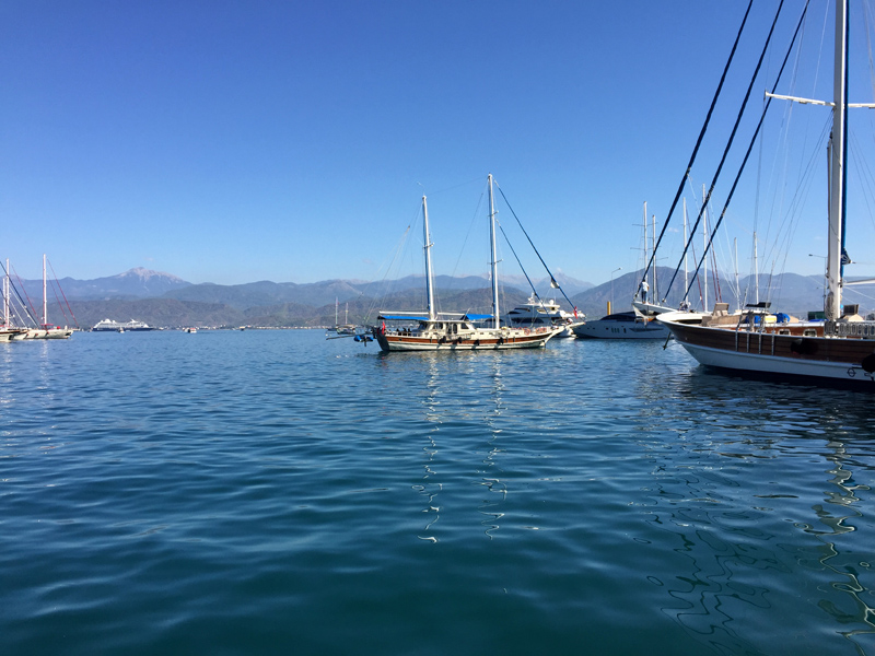 TopDeck Turkey Diary - Fethiye,