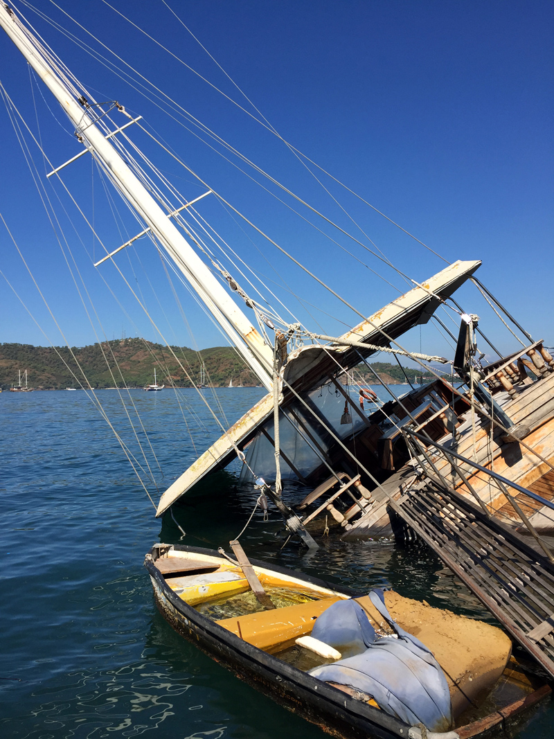 TopDeck Turkey Diary Day 8 | Fethiye and Home