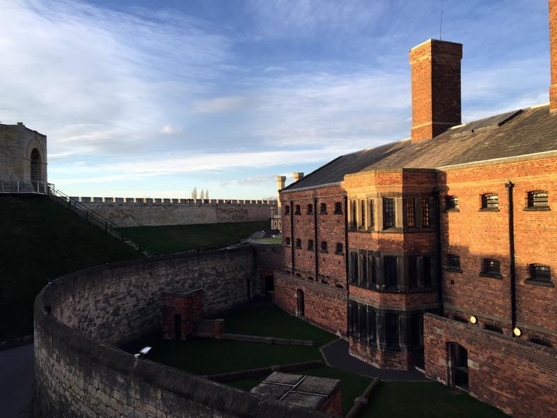 Lincoln Castle, Victorian Prison