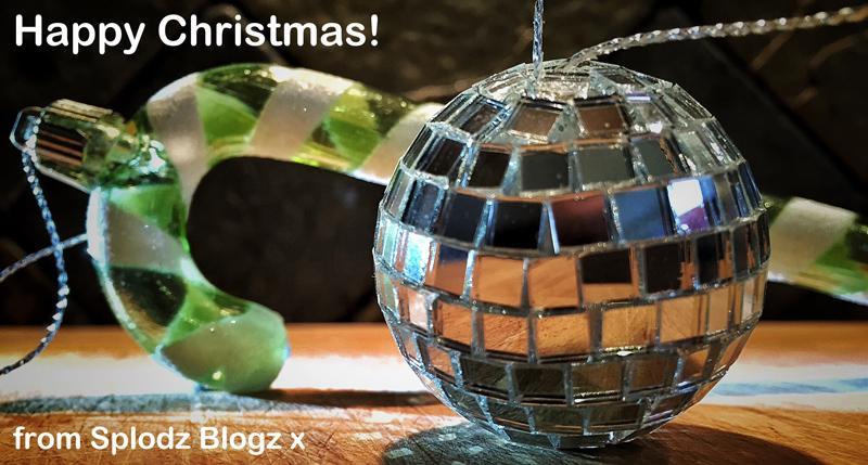 Splodz Blogz Christmas Card 2015