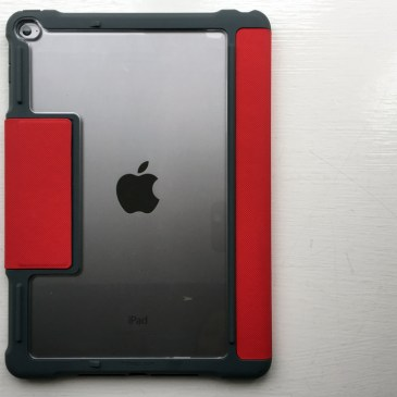 Keeping Your iPad Safe | Review: STM Dux for iPad