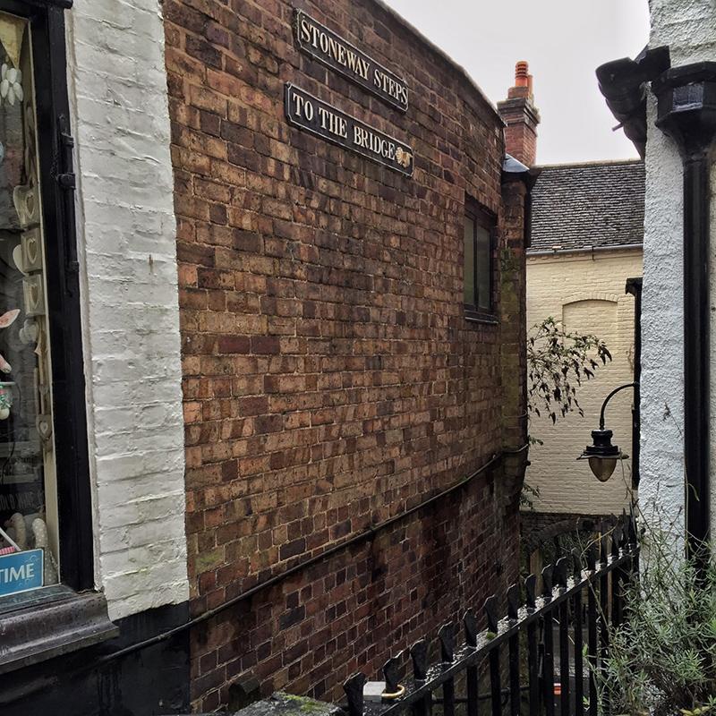 Steps, Shropshire - Splodz Blogz
