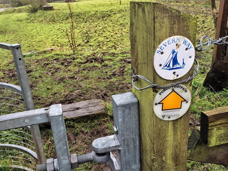 Severn Way, Bridgnorth, Shropshire - Splodz Blogz