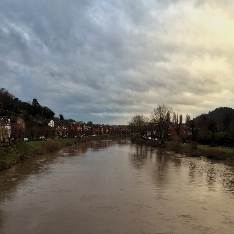 River Severn, Bridgnorth, Shropshire - Splodz Blogz