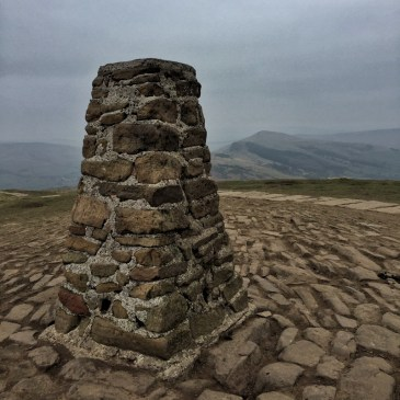 A Day Hike on Mam Tor