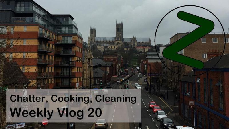 Weekly Vlog 20 Thumbnail