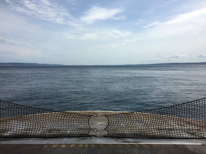 Zartusacan - Port Townsend to Keystone Ferry, WA