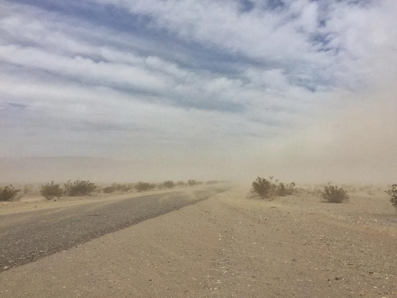 Zartusacan - Death Valley