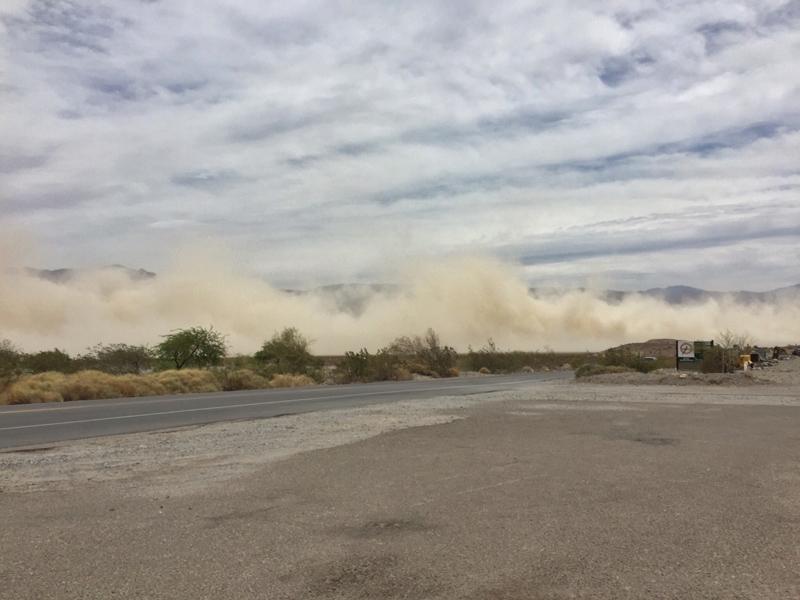 Zartusacan - Death Valley 2016
