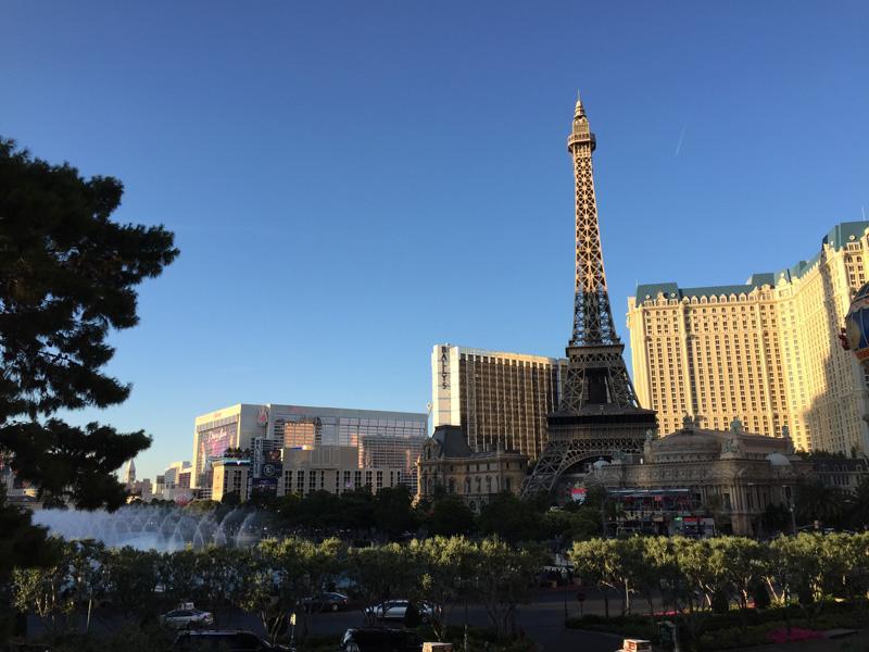 Zartusacan - Paris in Las Vegas