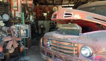 Zartusacan - Hackberry General Store, Route 66