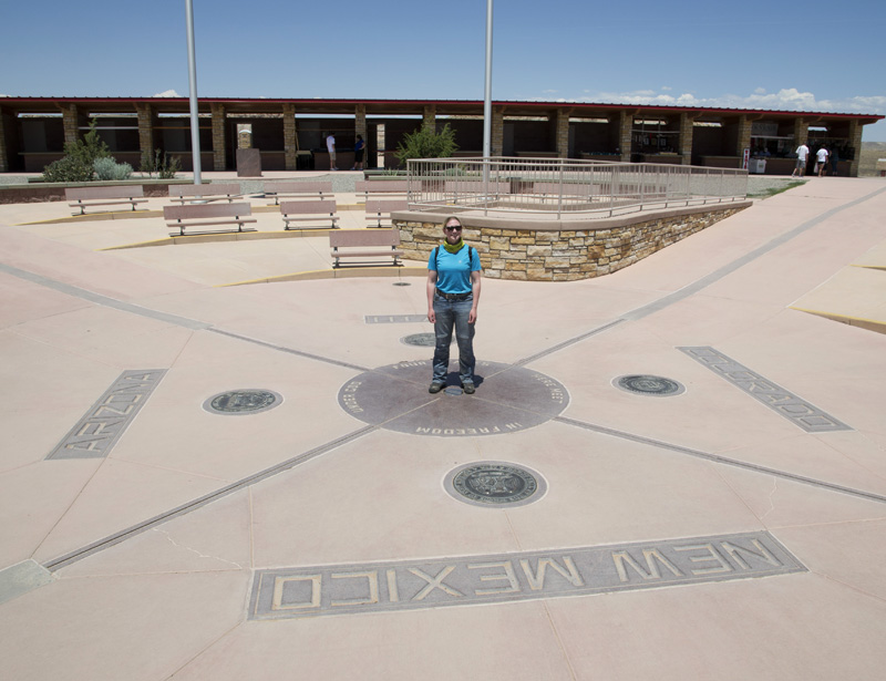 Zartusacan - Four Corners Monument