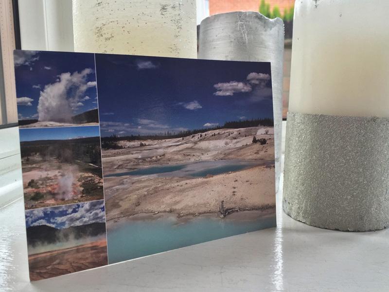 Postcard from Postsnap