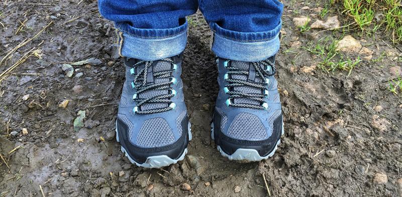 Merrell Moab FST Gore-Tex Walking Shoes - Splodz Blogz