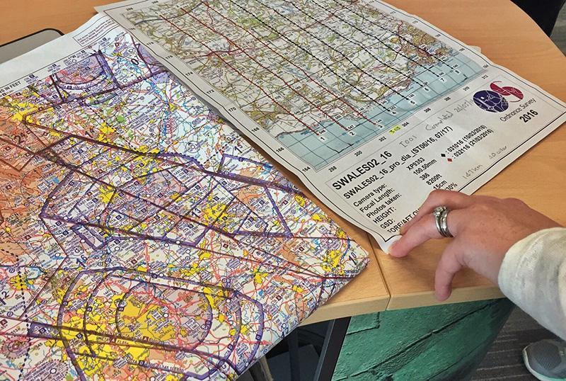 os-Ordnance Survey Visit - Remote Surveying