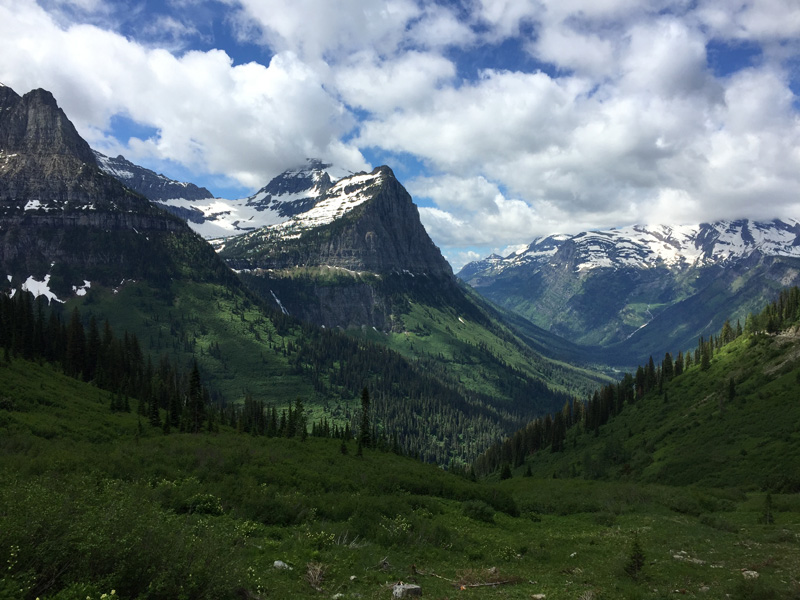 Glacier National Park - Splodz Blogz