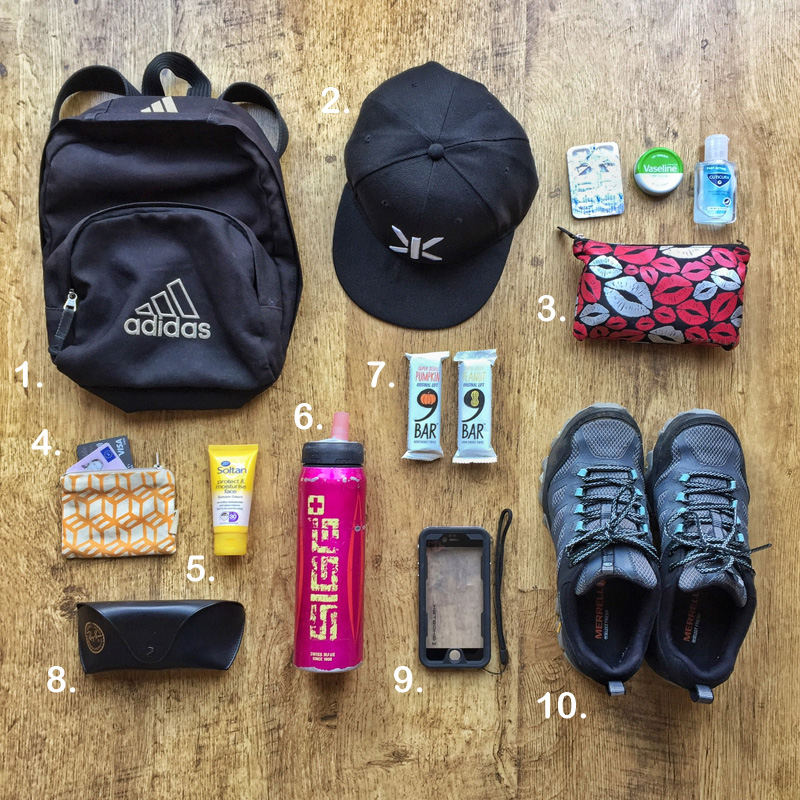 Theme Park Day Pack Essentials - Splodz Blogz