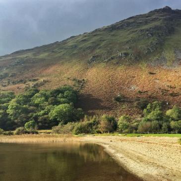Llyn Gwynant Campsite, Snowdonia