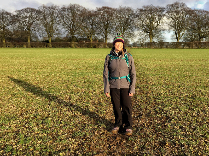 Walking in the Lincolnshire Wolds - Binbrook Loop - Splodz Blogz
