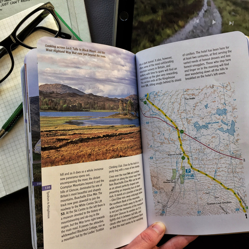 One Hour Outside February - Planning West Highland Way