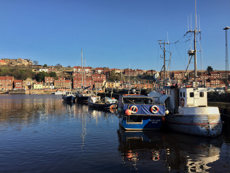 Whitby Harbour | Splodz Blogz