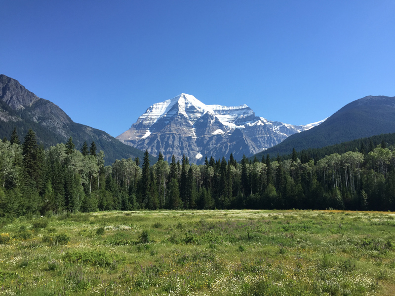 Zartusacan Roadtrip, Mount Robson, Splodz Blogz