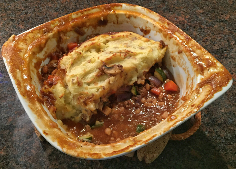 Splodz Blogz Recipe - Cottage Pie