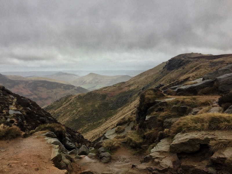 A WET WALK FROM EDALE TO GETOUTSIDE