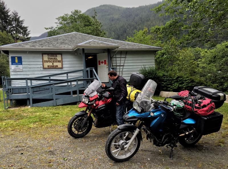 Splodz Blogz Zartusacan, Vancouver Island, Tahsis