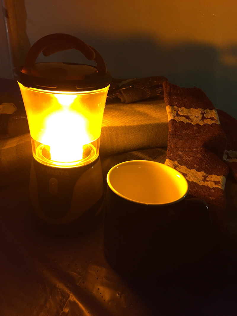Splodz Blogz   Camping Weekend with VARTA - VARTA Lamp