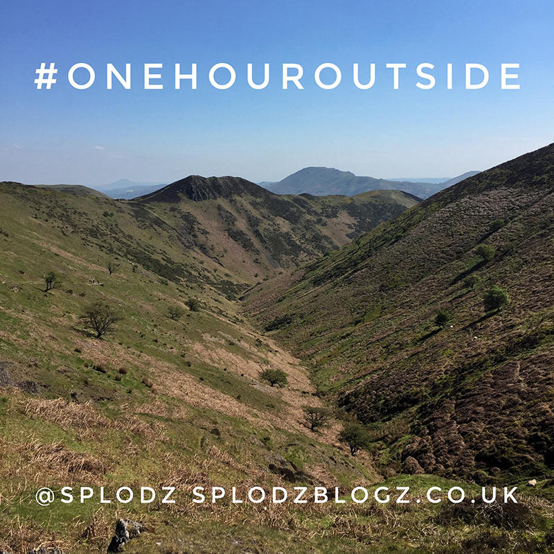 Splodz Blogz | One Hour Outside #OneHourOutside