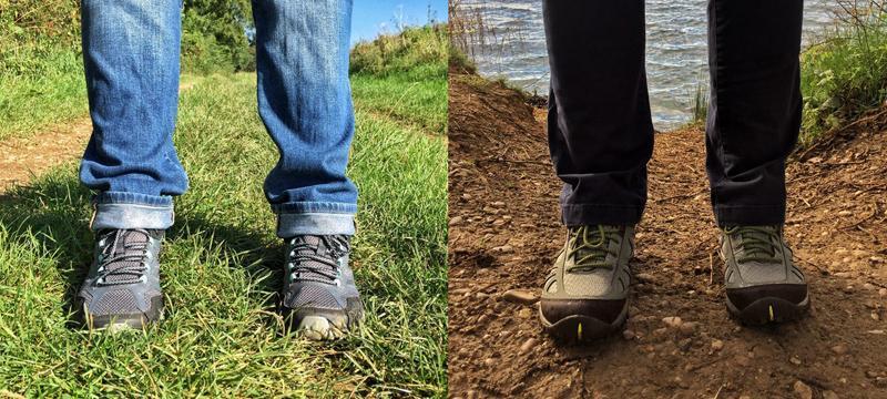 Splodz Blogz | Choosing Walking Shoes