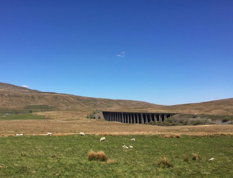 Splodz Blogz   Ribblehead Viaduct