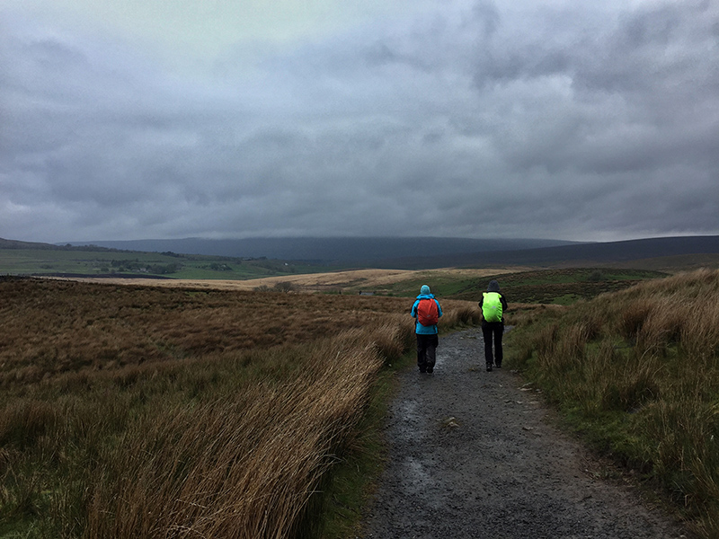 Splodz Blogz | Yorkshire Three Peaks with Outdoor Bloggers