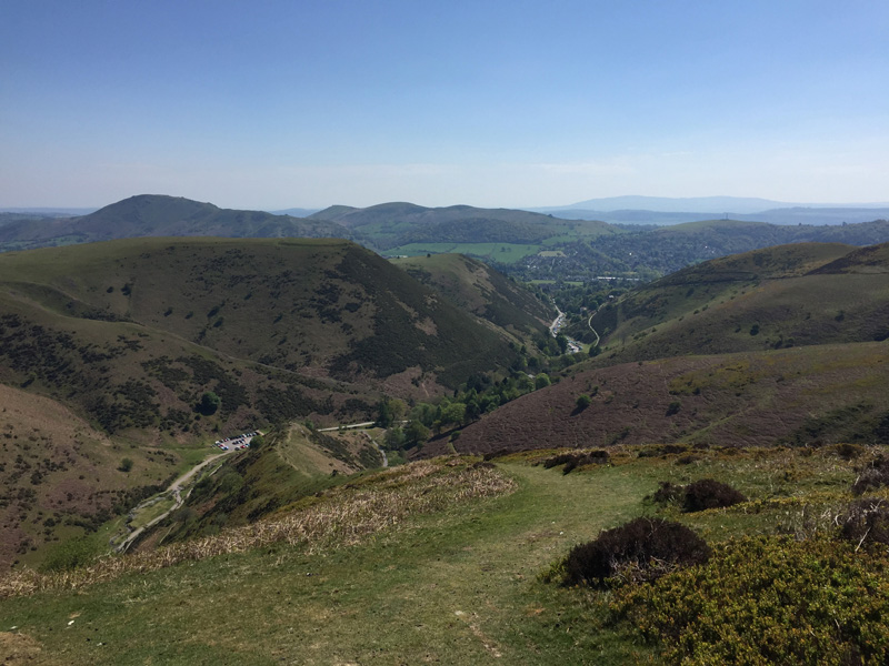 Splodz Blogz | Original Shrewsbury | Walking the Long Mynd