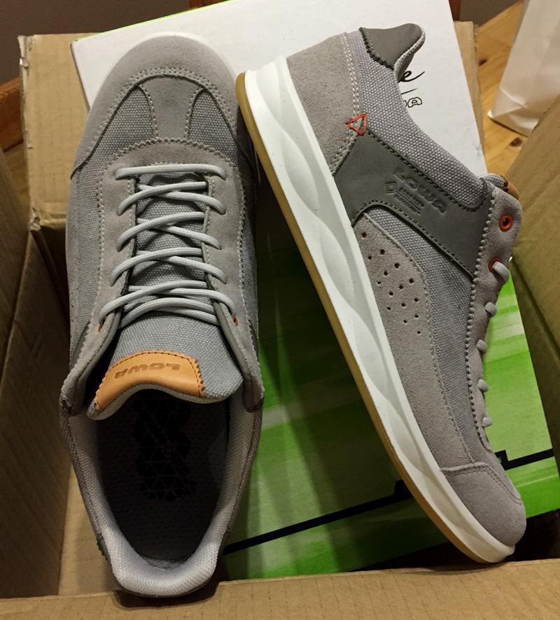 Splodz Blogz | LOWA San Francisco Shoes