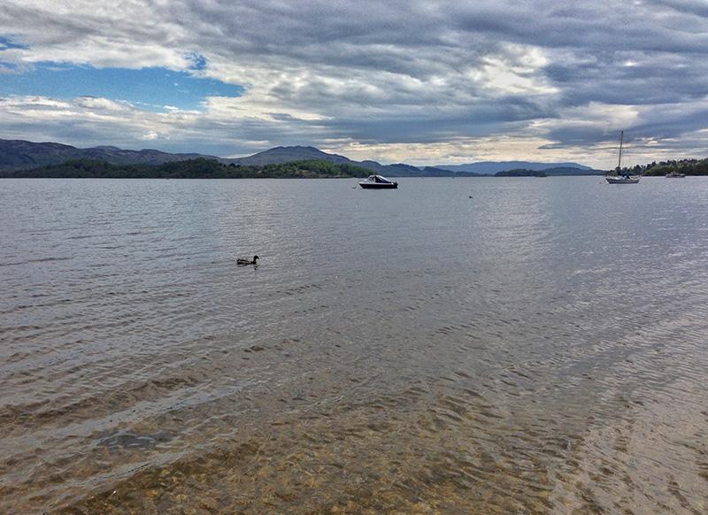 Splodz Blogz | Loch Lomond from Luss