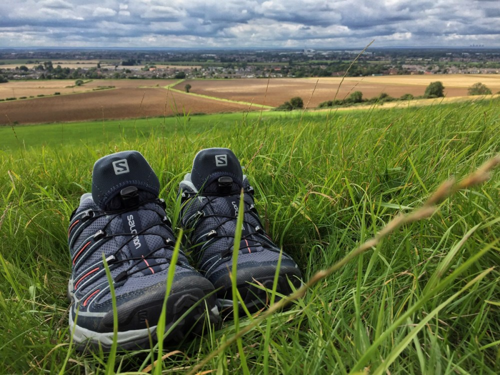 Splodz Blogz | Salomon X Ultra GTX Women's Hiking Shoes