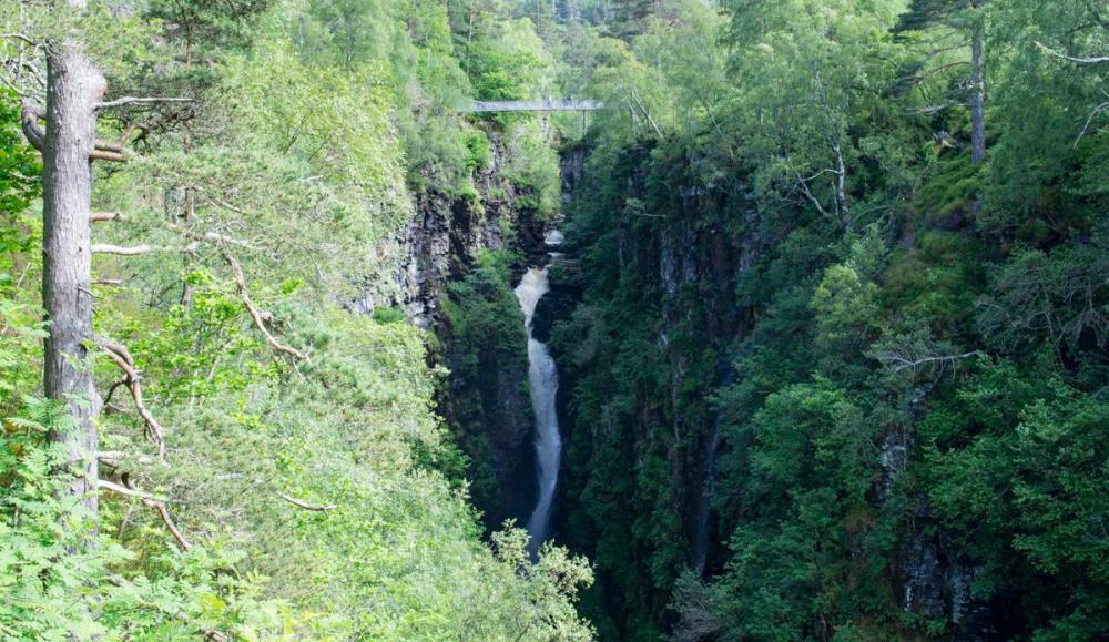 Splodz Blogz | NC500 | Corrieshalloch Gorge