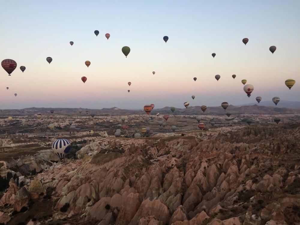 Splodz Blogz | Favourite Photos | Turkey - Hot Air Balloons in Cappadocia