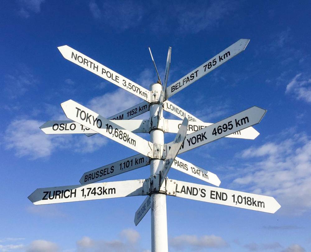 Splodz Blogz | NC500 | Miles to the North Pole