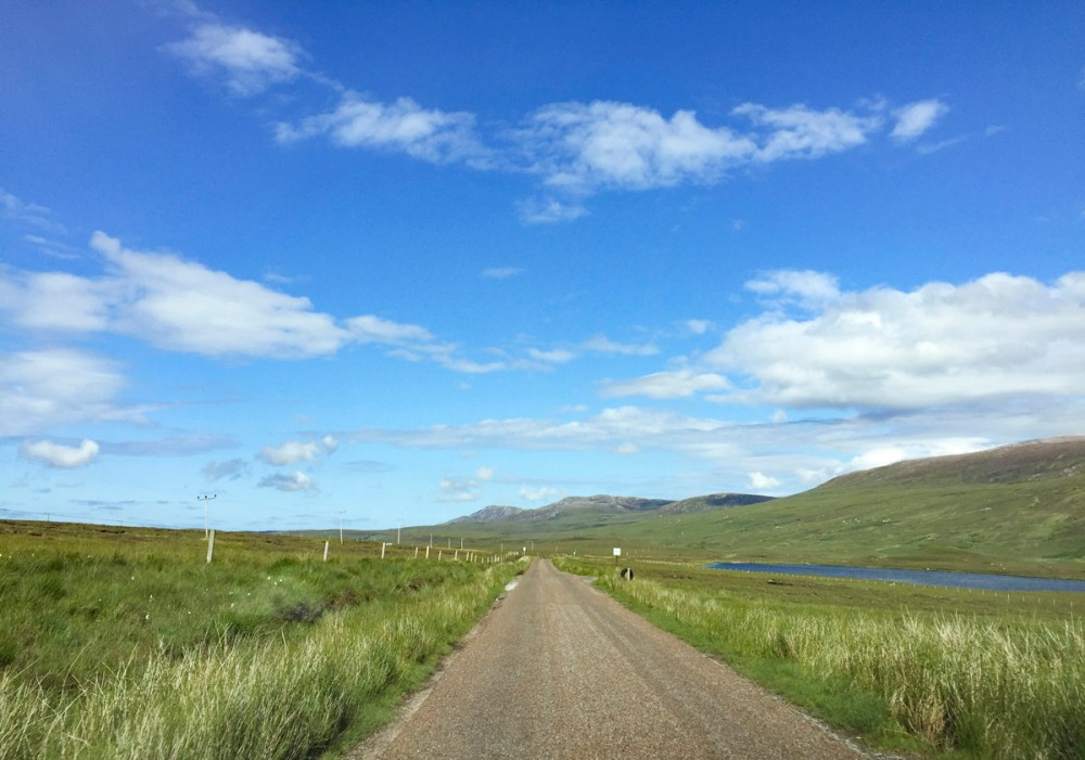 Splodz Blogz | NC500 | Towards Durness