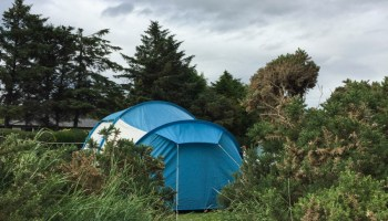 Splodz Blogz | NC500 | Fortrose Bay Camping