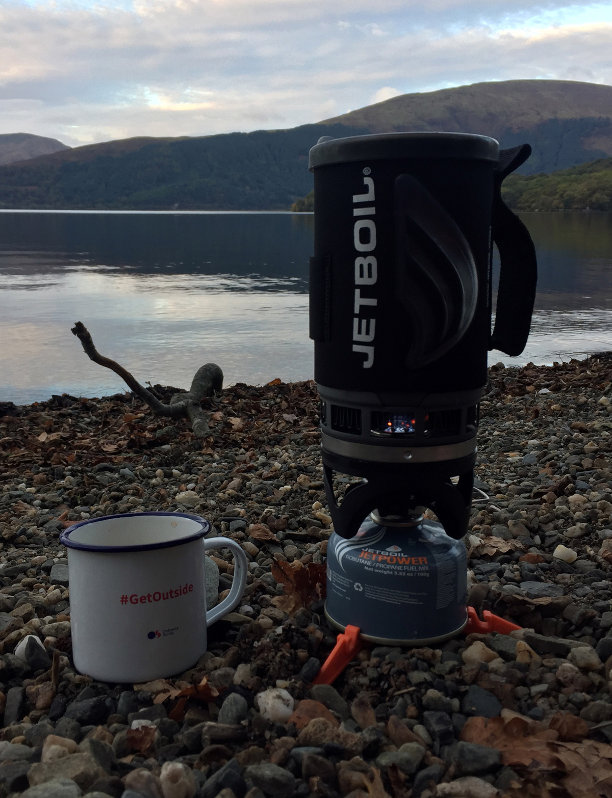 REVIEW | JETBOIL FLASH