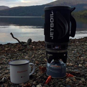 REVIEW   JETBOIL FLASH