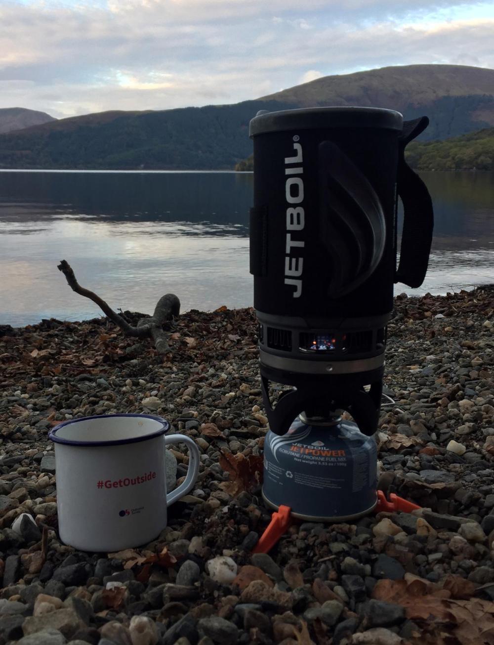 Splodz Blogz   Jetboil Flash on the West Highland Way
