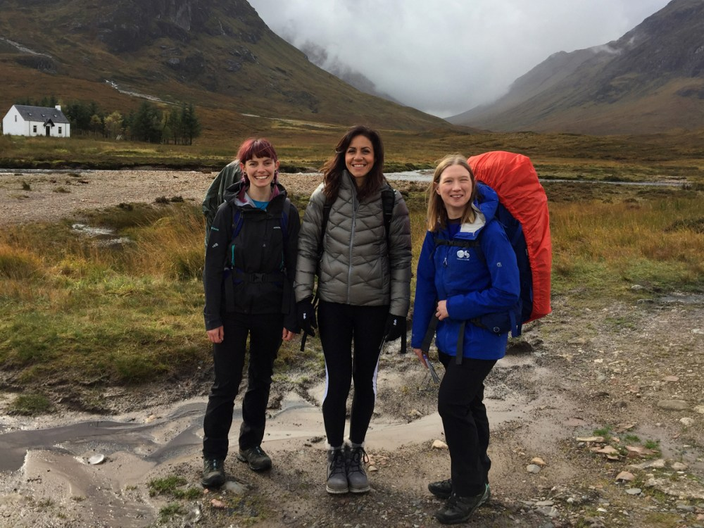 Splodz Blogz | West Highland Way with Julia Bradbury