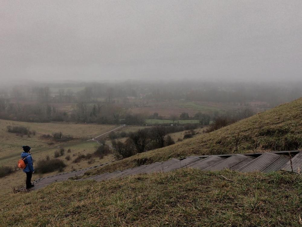 Splodz Blogz | St Catherine's Hill, Winchester
