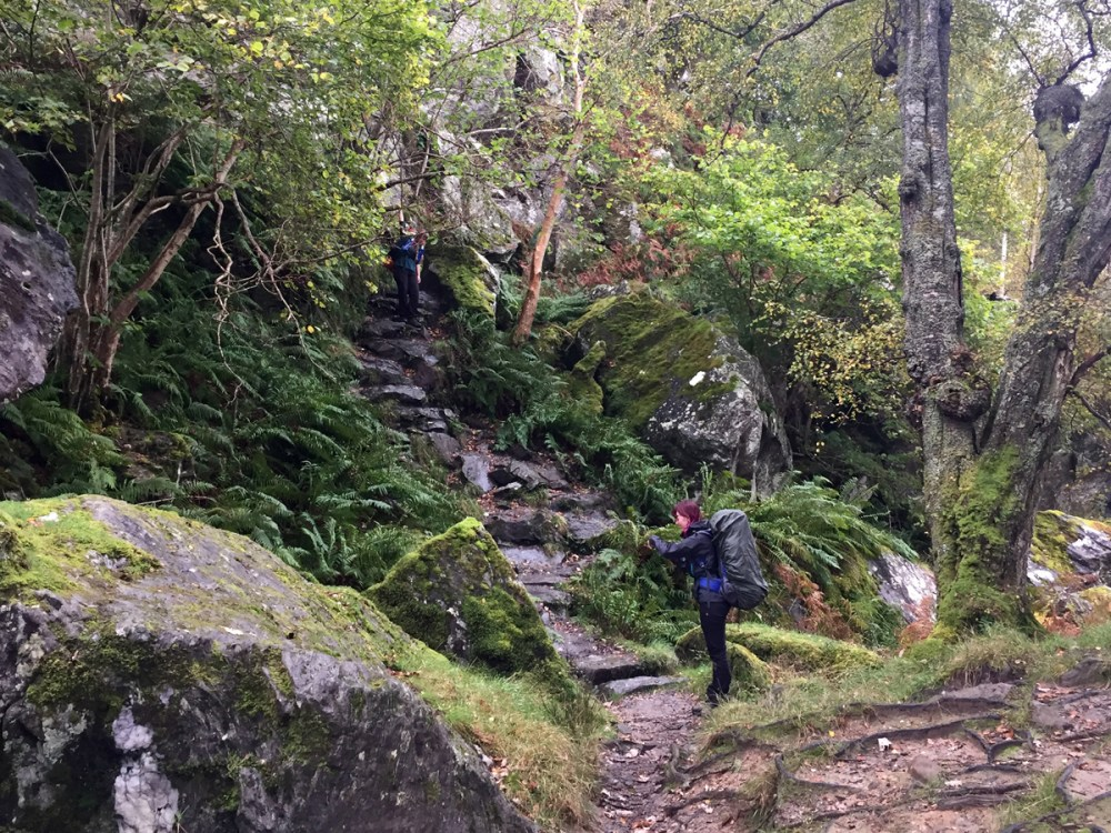 Splodz Blogz | West Highland Way - Loch Lomond