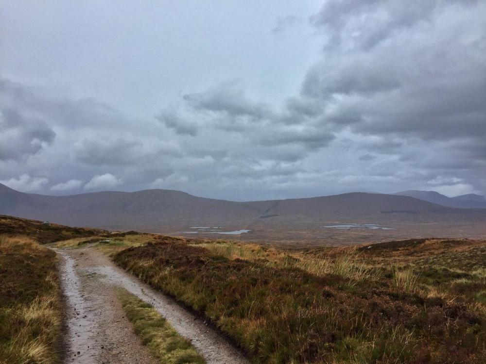 Splodz Blogz | West Highland Way - Rannoch Moor